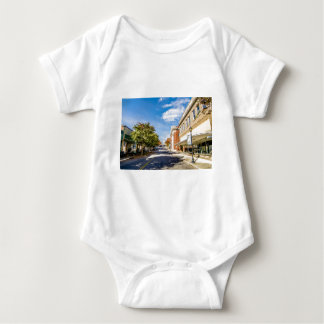 downtown chester town south carolina district infant creeper