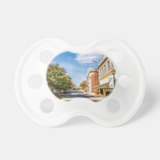 downtown chester town south carolina district pacifier