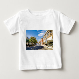 downtown chester town south carolina district tee shirt