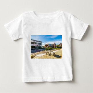 downtown chester town south carolina historic coun t-shirt