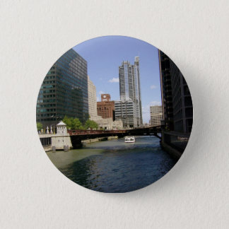 Downtown Chicago Button
