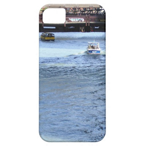 Downtown Chicago by the Bay iPhone 5 Cover