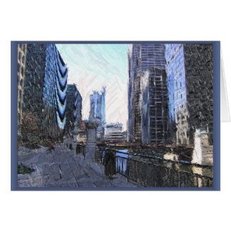 Downtown - Chicago Card