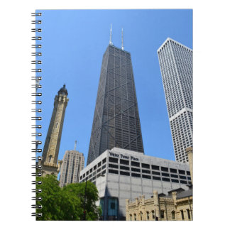 Downtown Chicago Notebook