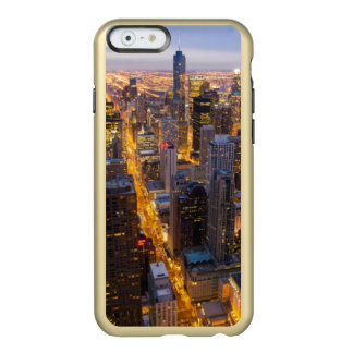 Downtown Chicago skyline at dusk Incipio Feather® Shine iPhone 6 Case