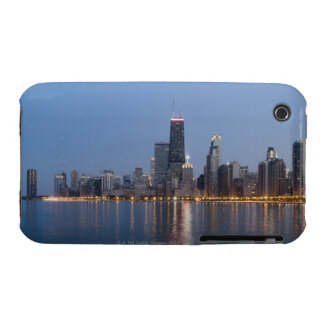 Downtown Chicago Skyline iPhone 3 Cover
