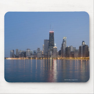 Downtown Chicago Skyline Mouse Pad