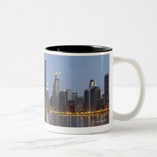 Downtown Chicago Skyline Mug
