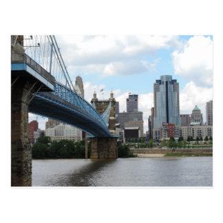 Downtown Cincinnati Postcard