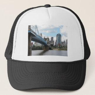 Downtown Cincinnati Trucker Hat