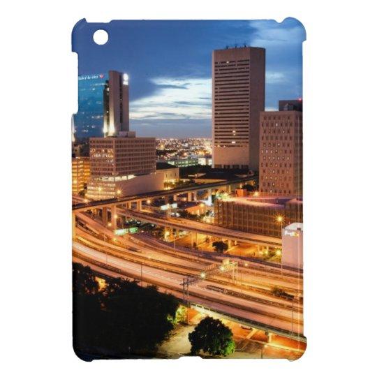 Downtown City View iPad Mini Covers