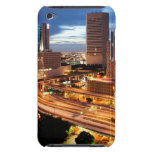 Downtown City View iPod Case-Mate Cases