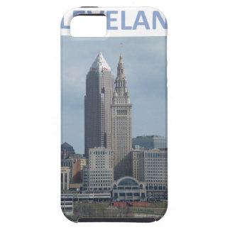 Downtown Cleveland iPhone 5 Cases