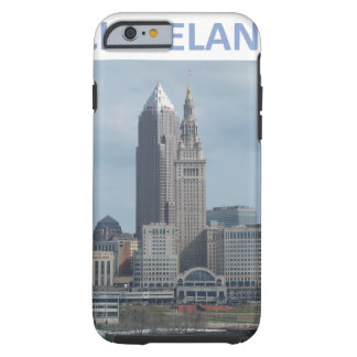 Downtown Cleveland Tough iPhone 6 Case