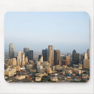 Downtown Dallas Mouse Pad