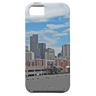Downtown Denver Colorado City Skyline iPhone SE/5/5s Case