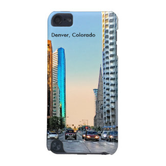 Downtown Denver, Colorado, Colorful Broadway St. iPod Touch 5G Case