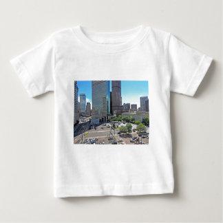 Downtown Denver Colorado Skyscrapers Baby T-Shirt