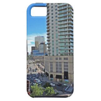 Downtown Denver Colorado Skyscrapers iPhone SE/5/5s Case
