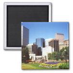 Downtown Denver Souvenir Magnet