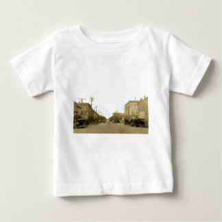 Downtown Dover, Ohio (Canal Dover) early 1900's Baby T-Shirt