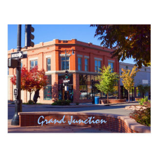 Downtown Grand Junction Postcards