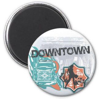 Downtown Graphic Tshirts and Gifts Magnets