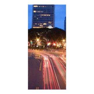 Downtown Hartford CT Full Color Rack Card