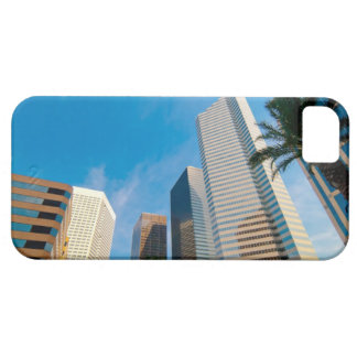 downtown high rise buildings in Houston, Texas, iPhone 5 Covers
