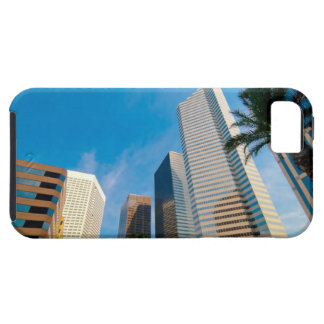 downtown high rise buildings in Houston, Texas, iPhone SE/5/5s Case