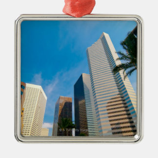 downtown high rise buildings in Houston, Texas, Ornament
