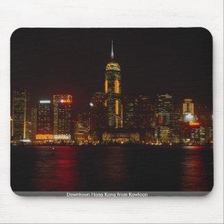Downtown Hong Kong from Kowloon Mousepad