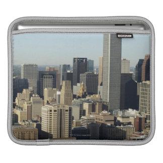 Downtown Houston 2 iPad Sleeve