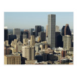 Downtown Houston 2 Post Card
