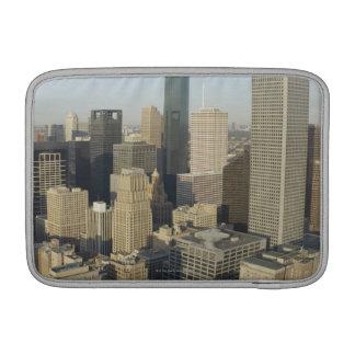 Downtown Houston MacBook Air Sleeves