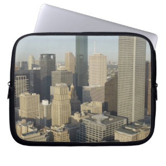 Downtown Houston Laptop Sleeve
