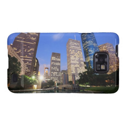 Downtown Houston, Texas Samsung Galaxy S Covers
