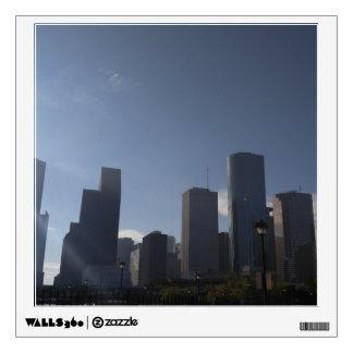 Downtown Houston Texas Wall Sticker