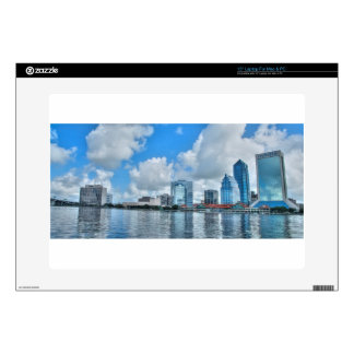"""Downtown Jacksonville business district Skin For 15"""" Laptop"""
