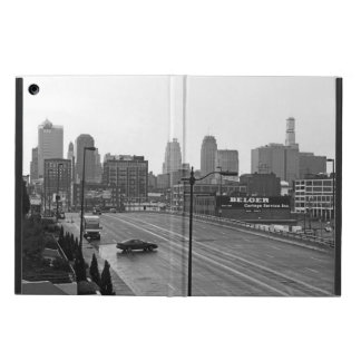 Downtown Kansas City Cover For iPad Air