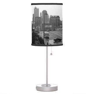 Downtown Kansas City Desk Lamp