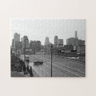 Downtown Kansas City Jigsaw Puzzle