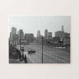 Downtown Kansas City Jigsaw Puzzle