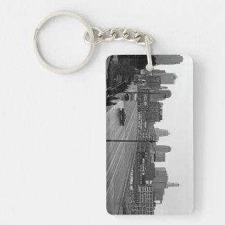 Downtown Kansas City keychain Acrylic Key Chains
