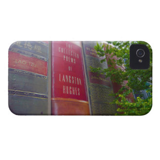 Downtown Kansas City Library Books Parking Garage iPhone 4 Covers