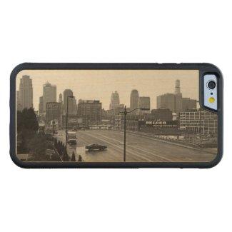 Downtown Kansas City Maple iPhone 6 Bumper Case