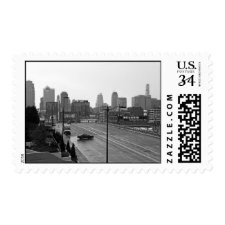 Downtown Kansas City – Medium stamp