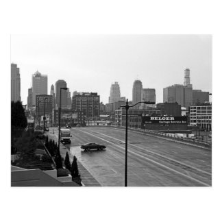 Downtown Kansas City Postcard