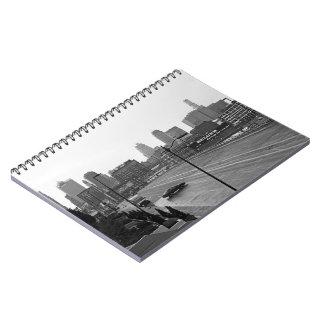 Downtown Kansas City Spiral Notebook