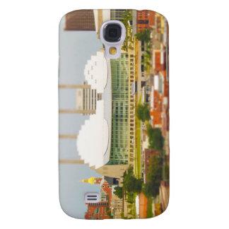 Downtown Kansas City Tilt-Shift Miniature Photo Galaxy S4 Case